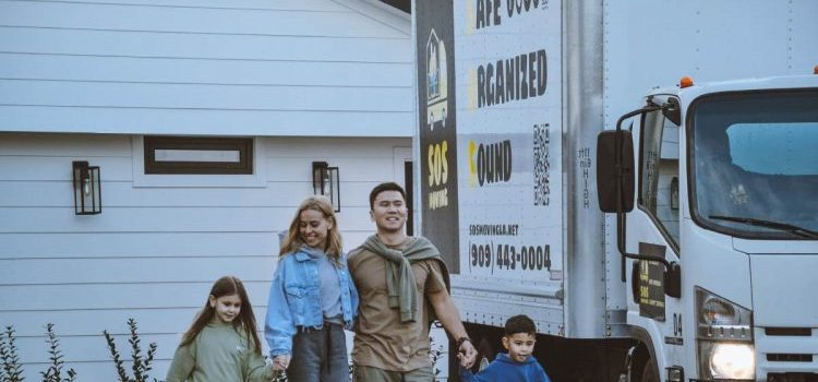 SOS Moving is among reliable CA movers