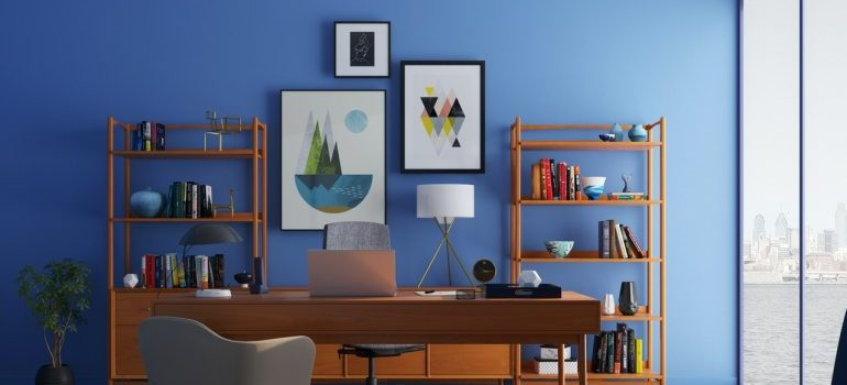 Organize your new office after moving to NYC